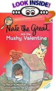Nate the Great and the Mushy Valentine by  Weinman Marjorie Sharmat, et al (Paperback - February 1995)