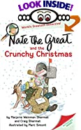 Nate The Great And The Crunchy Christmas (Nate The Great, paper) by  Marjorie Weinman Sharmat, et al (Paperback - November 1997)