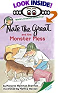 Nate the Great and the Monster Mess (Nate the Great (Paper)) by  Martha Weston (Illustrator), Marjorie Weinman Sharmat (Paperback - September 2001)
