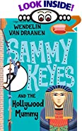 Sammy Keyes and the Hollywood Mummy (Sammy Keys) by  Wendelin Van Draanen (Paperback - May 2002)