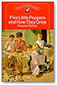 Cover of Five Little Peppers and How They Grew