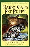 Harry Cat's Pet Puppy - book cover picture