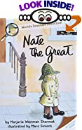 Nate The Great (Nate The Great, paper) by  Marjorie Weinman Sharmat, Marc Simont (Illustrator) (Paperback)