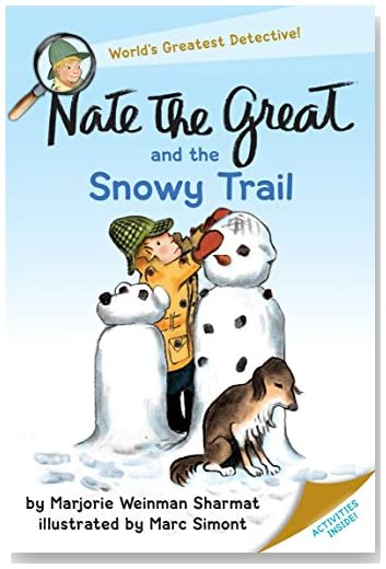 Nate the Great and the Snowy Trail