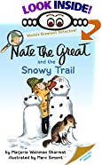 Nate the Great and the Snowy Trail by  Marjorie Weinman Sharmat, Marc Simont (Illustrator) (Paperback)