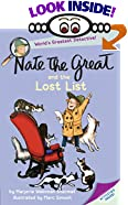 Nate The Great And The Lost List (Nate The Great, paper) by  Marjorie Weinman Sharmat, Marc Simont (Illustrator) (Paperback)