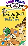 Nate the Great and the Sticky Case by  Marjorie Weinman Sharmat, Marc Simont (Illustrator) (Paperback)