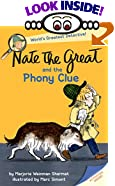 Nate the Great and the Phony Clue by  Marjorie Weinman Sharmat, et al (Paperback)
