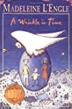 Cover Image of A Wrinkle in Time by Madeleine L'Engle published by Yearling Books