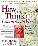 How To Think Like Leonard DaVinci - cover image