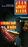 A Deadly Game of Magic (Laurel Leaf Books) - book cover picture
