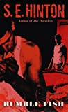 Rumble Fish - book cover picture