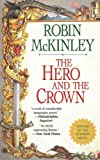 The Hero and the Crown - book cover picture
