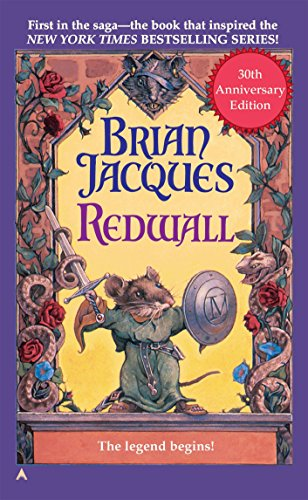 Redwall, Jacques, Brian
