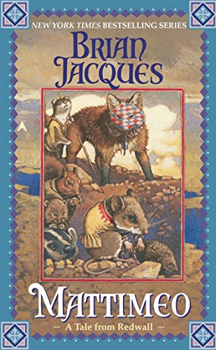 Mattimeo: A Tale From Redwall, Jacques, Brian