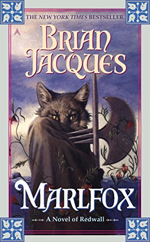 Marlfox: A Novel of Redwall, Jacques, Brian