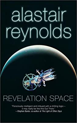 REVIEW: Revelation Space by Alastair Reynolds