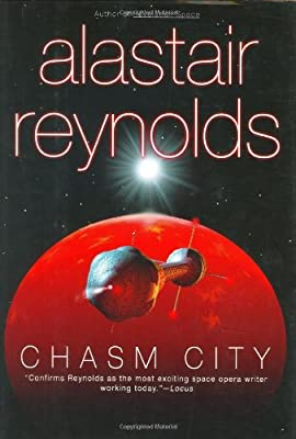 REVIEW: Chasm City by Alastair Reynolds