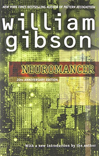 Neuromancer, by Gibson, William
