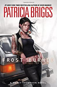 "Cover & Synopsis: ""Frost Burned"" by Patricia Briggs (Plus: A Mercy Thompson Cover Gallery)"