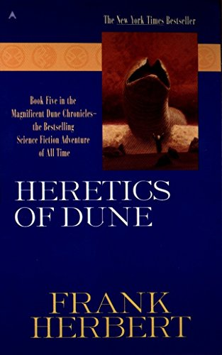 Heretics of Dune, Herbert, Frank