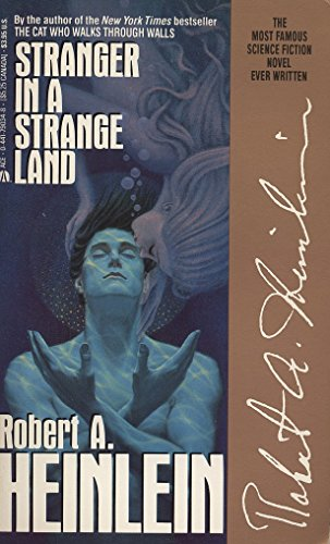 Stranger in a Strange Land (Remembering Tomorrow), Heinlein, Robert A.