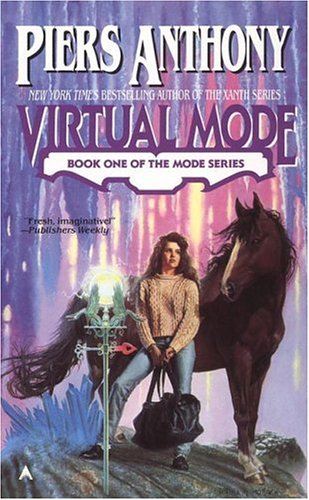 Virtual Mode (Mode, Book 1), Anthony, Piers
