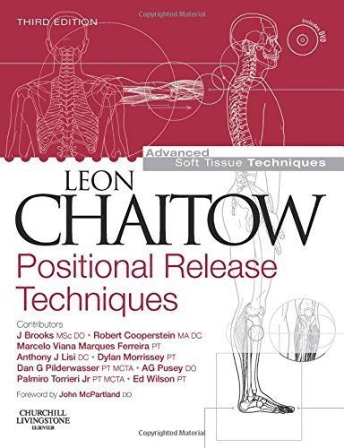 POSITIONAL RELEASE TECHNIQUES WITH DVD-ROM 3ED