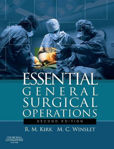 ESSENTIAL GENERAL SURGICAL OPERATIONS 2ED