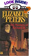 Murder Richard 3 by  Elizabeth Peters (Author) (Mass Market Paperback - August 1991)