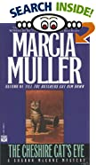 Cheshire Cat's Eye, The by  Marcia Muller (Author) (Paperback - July 1995)
