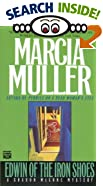 Edwin of the Iron Shoes by  Marcia Muller (Author) (Mass Market Paperback - July 1993)