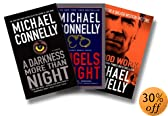 Michael Connelly's Police Thriller Three-Book Set [A Darkness More than Night, Angels... by Michael Connelly