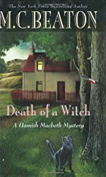 Death of a Witch by M. C. Beaton