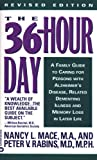 36 Hour Day : A Family Guide to Caring for Person with          Alzheimer Disease - book cover picture