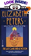 Last Camel Died At Noon, The by  Elizabeth Peters (Author) (Mass Market Paperback - December 1994)