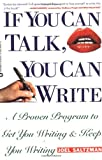 If You Can Talk You Can Write - book cover picture