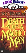 Death of a Macho Man by  M.C. Beaton (Author) (Paperback - August 1997)
