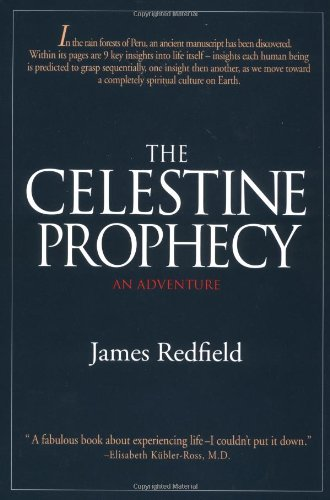 The Celestine Prophecy: An Adventure, James Redfield