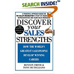 review or buy Discover Your Sales Strengths