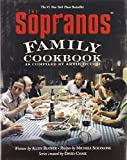 The Sopranos Family Cookbook: As Compiled by Artie Bucco - book cover picture