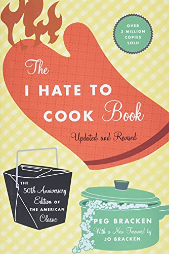 The I Hate to Cook Book cover
