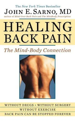 556. Healing Back Pain: The Mind-Body Connection