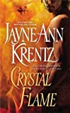 Crystal Flame - book cover picture