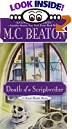 Death of a Scriptwriter by  M.C. Beaton (Author) (Paperback - June 1999)
