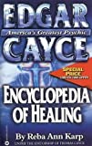 Edgar Cayce Encyclopedia of Healing book cover.
