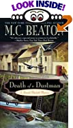Death of a Dustman by  M. C. Beaton (Mass Market Paperback - January 2002)