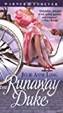 The Runaway Duke (Warner Forever) - book cover picture