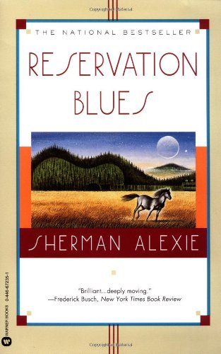 Reservation Blues, Alexie, Sherman