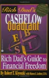 Cashflow Quadrant: Rich Dad's Guide to Financial Freedom - book cover picture